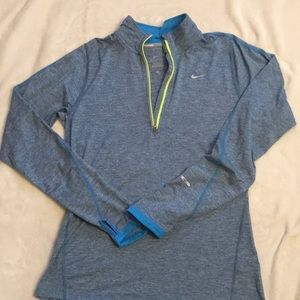 Nike Element 1/2 Zip Running Top Pullover