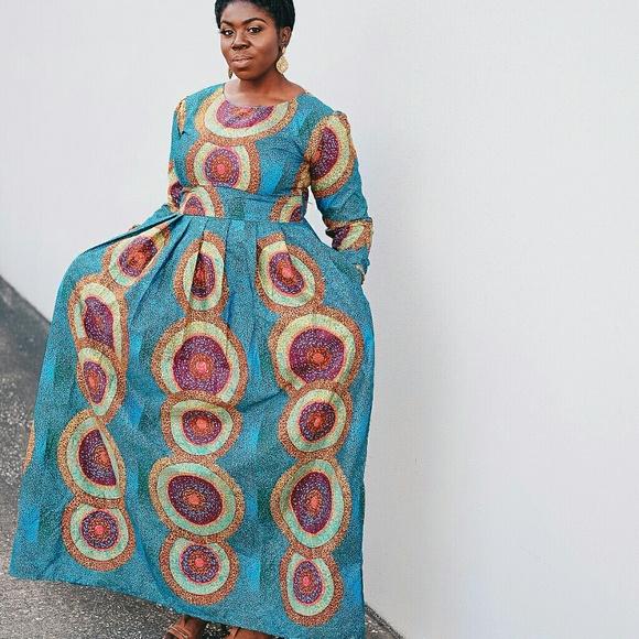 9e0091885e0e veroex Dresses | Women Full Length Long Sleeve Maxi Dress | Poshmark