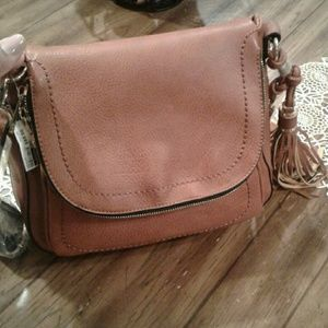 Aldo Crossbody Bag with Tassales1