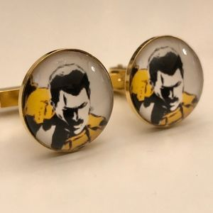 Other - Freddie Mercury Cuff Links