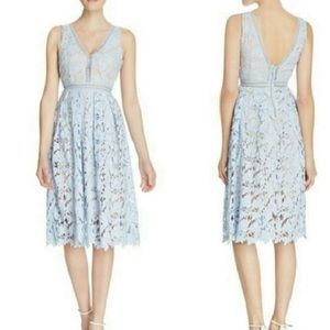NWT Romeo + Juliet Couture Eyelet Lace Dress
