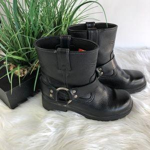 HARLEY DAVIDSON Short Moto Boots