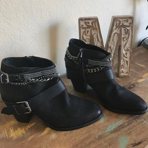 DOLCE VITA NEW NEVER WORN SZ 6 BLACK