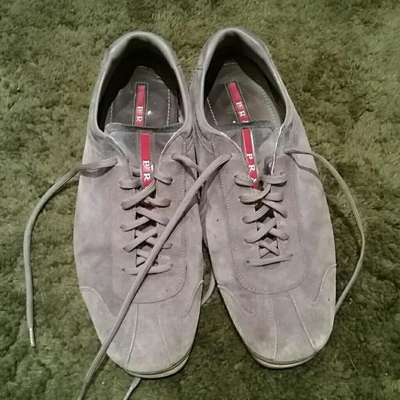 b1b5a4d6 Prada men's casual shoes