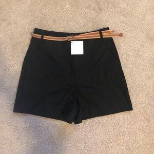 High Waist Zara Shorts