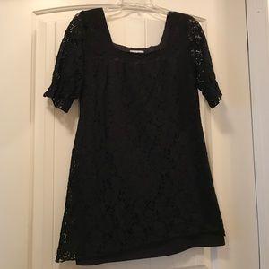 Perfect go-to black dress