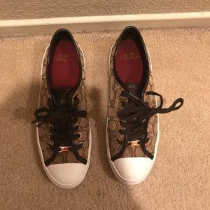 Coach shoes!