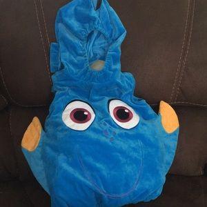 Disney Dori Halloween costume unisex size 12/ 18mo