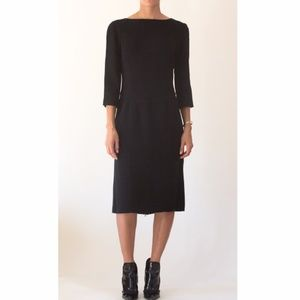 Narciso Rodriguez little black dress