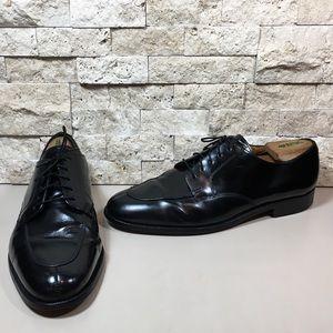 Cole Haan Calhoun Black Leather Mens Dress Shoes