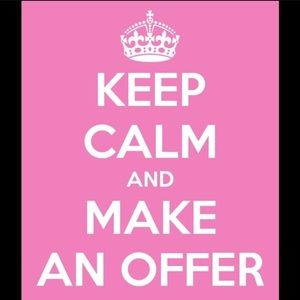 I 💕 offers!