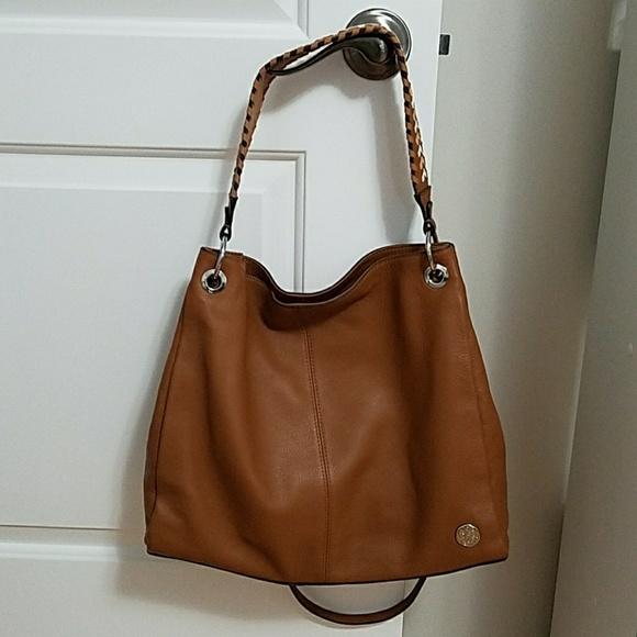 76e45775041 Vince Camuto Bags | Nadja Leather Hobo | Poshmark