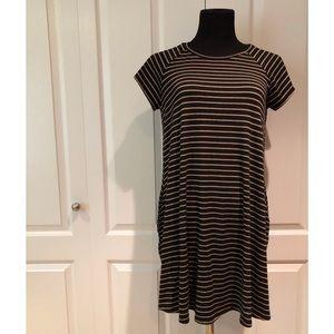 Soprano Stripe Dress