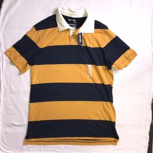 NWT Small Old Navy striped polo
