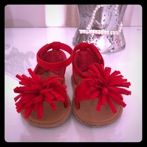 Other - Baby Fringed Sandals