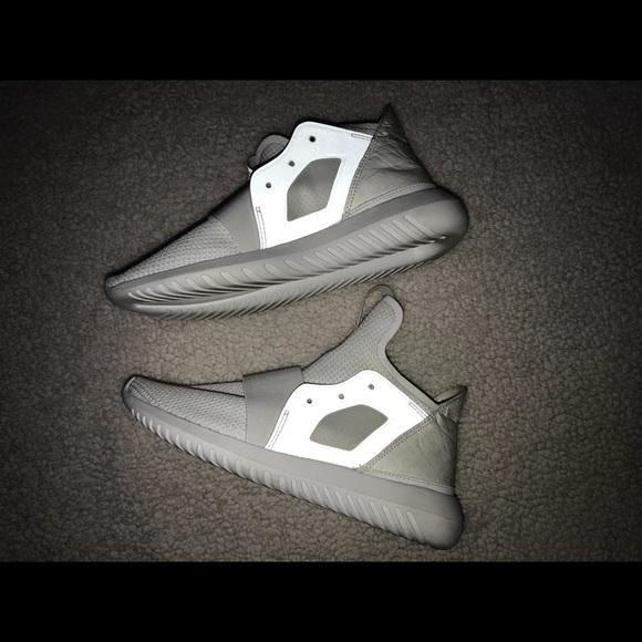adidas tubulare defiant bianco dimensioni 75 donne poshmark