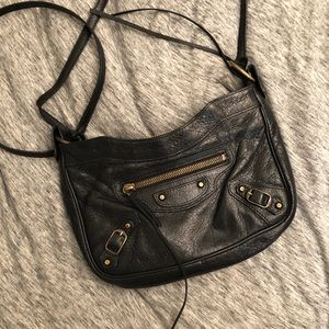 Authentic Balenciaga Classic Hip Crossbody bag