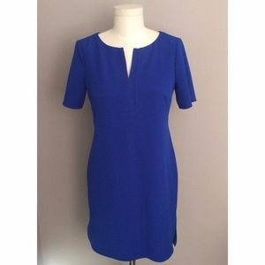 Adrianna Papell Blue Cocktail Dress
