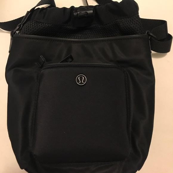 86a02803 lululemon athletica Handbags - Lululemon all set mini bucket bag 5L