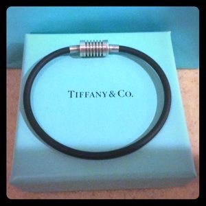 Auth. Tiffany&Co Paloma Picasso groove bracelet