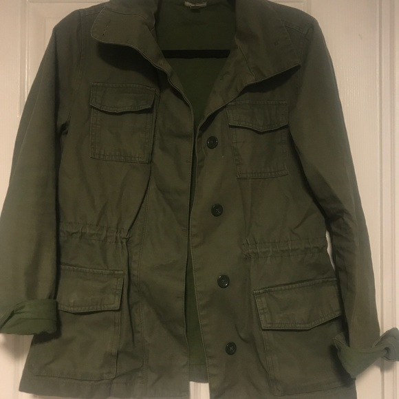 Urban Outfitters Jackets & Blazers - Army Green Ecote (from Urban Outfitters) Jacket