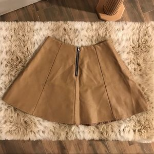 🌟Forever21 Faux leather skirt