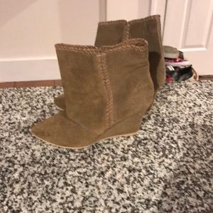 "Free People ""up all night"" boots."