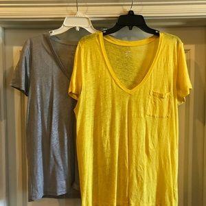 Women's Linen T-shirts
