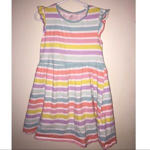 H&M Organic Cotton Girls Dress