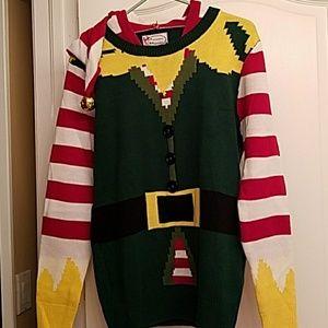 Sweaters - Bells, lights & music Christmas sweater