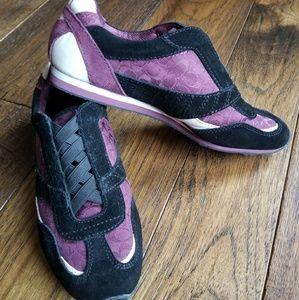 NWOT COACH Rafaella sneakers/tennis shoes