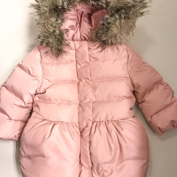 315838264e1 GAP Other - Baby GAP Puffer Jacket with Faux fur Hood