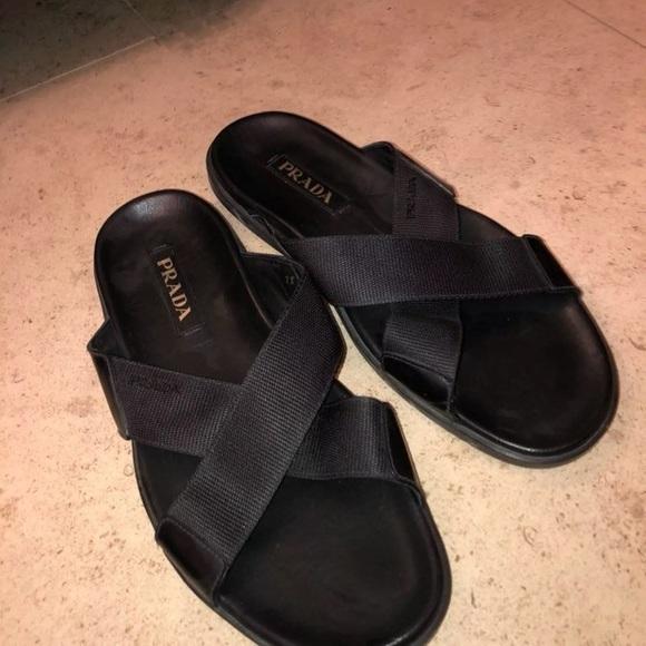 484e45a8b Men's Prada sandals. M_5a0e2e14c28456bc3100832e