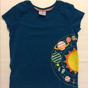 Hanna Andersson Tee Size 150 Or 12-14