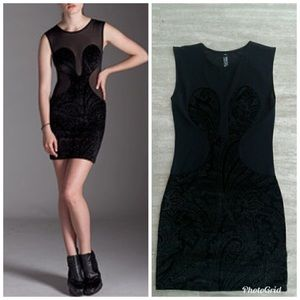 Brian Lichtenburg Freakum Tank Black Dress