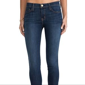 Current Elliott The Ankle Skinny Stagecoach Jeans