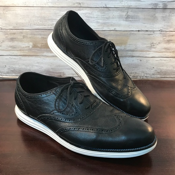 Cole Haan Men's Black Shoes Size 14