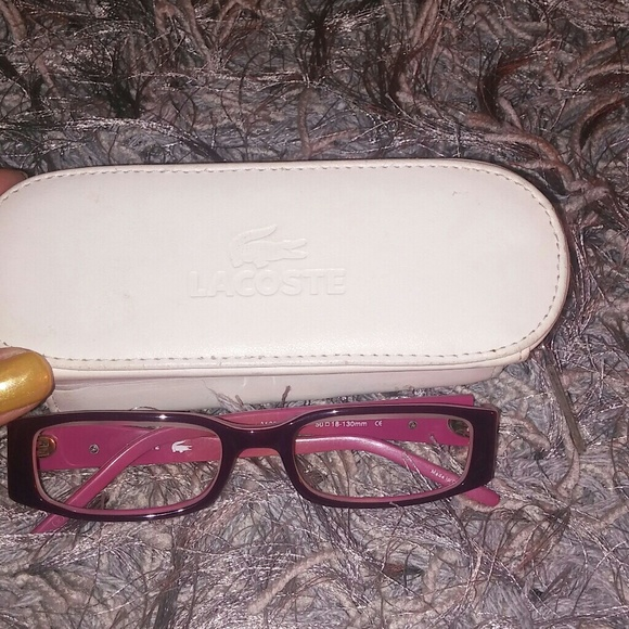 c754768a2ef3 Lacoste Accessories | Glasses | Poshmark