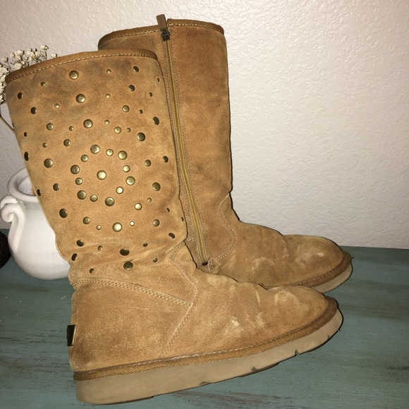 UGG Shoes   Ugg Rockstar Boots   Poshmark