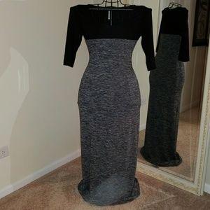 Light Weight, Full Length Sweater Dress