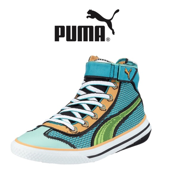 Puma Other - Puma 917 Mid SU-PA Men's Size 9