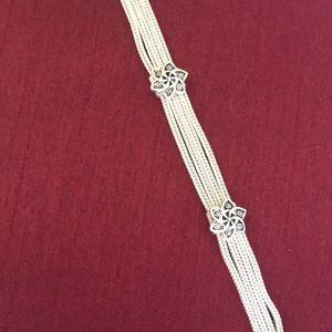 Jewelry - Gorgeous Celtic Silver Bracelet