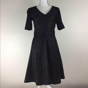 Robert Rodriquez Black Dress.  B2