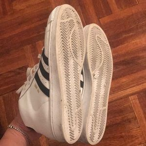 adidas Shoes - Adidas hightop sneakers