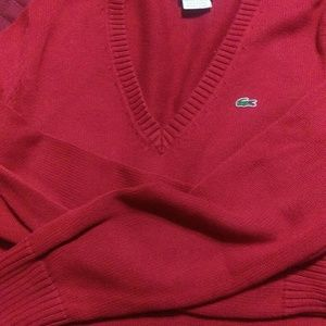 Good condition lacoste sweater
