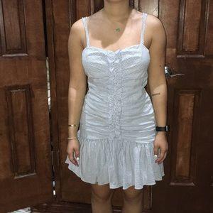 Betsey Johnson Seersucker Dress