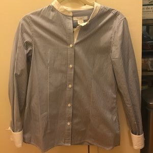 100% cotton striped blouse (Equipment)