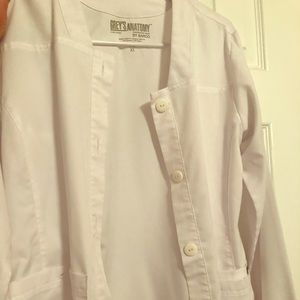 Lab Coat. No Stains