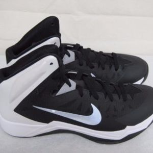 Nike Hyper Quickness Mens Basketball Shoes Size 11
