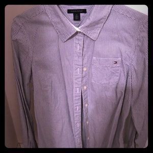 TH Button Down Shirt